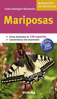 COMO DISTINGUIR FACILMENTE - MARIPOSAS