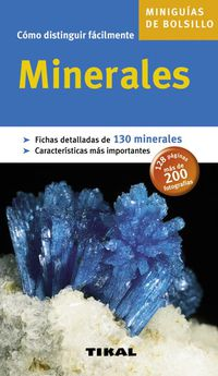 COMO DISTINGUIR FACILMENTE - MINERALES