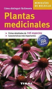 Como Distinguir Facilmente - Plantas Medicinales - Aa. Vv.