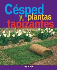 CESPED Y PLANTAS TAPIZANTES