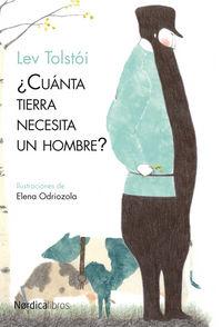 Cuanta Tierra Necesita Un Hombre - Lev N. Tolstoi