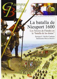 BATALLA DE NIEUPORT 1600, LA