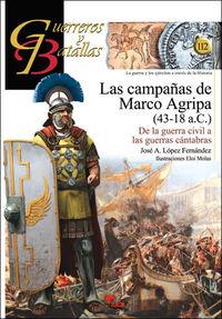 Las campañas de marco agripa - Jose Lopez Fernandez