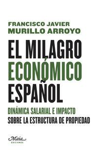MILAGRO ECONOMICO ESPAÑOL, EL
