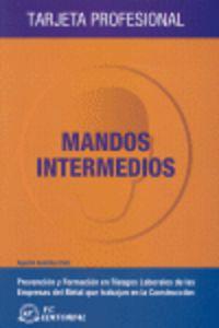 MANDOS INTERMEDIOS PREVENCION RIESGOS LABORALES EN EMPRESAS