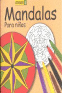 COLECCION MANDALAS PARA NIÑOS - ACTIVIDADES = COLECCIO MANDALES PER A NENS - ACTIVITATS