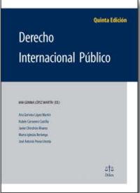 (5 ED) DERECHO INTERNACIONAL PUBLICO