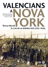 VALENCIANS A NOVA YORK - EL CAS DE LA MARINA ALTA (1912-1920)