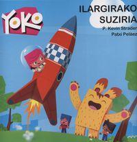 Yoko - Ilargirako Suziria - Kevin S.  Strader  /  Patxi   Pelaez (il. )