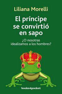 PRINCIPE SE CONVIRTIO EN SAPO, EL