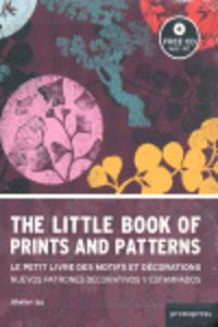 LITTLE BOOK OF PRINTS AND PATTERNS