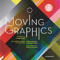 MOVING GRAPHICS - NUEVAS TENDENCIAS EN ANIMACION GRAFICA (+DVD)