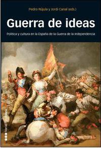 GUERRA DE IDEAS