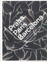 PRAHA-PARIS-BARCELONA - MODERNITAT FOTOGRAFICA 1918-1948