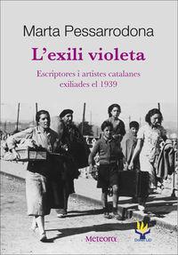 L'exili Violeta - Marta Pessarodona