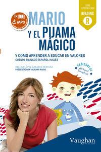 Mario Y El Pijama Magico - Helena Lopez-casares