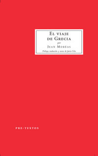El viaje de grecia - Jean Moreas