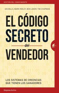 CODIGO SECRETO DEL VENDEDOR, EL - LOS SISTEMAS DE CREENCIAS QUE TIENEN LOS GANADORES