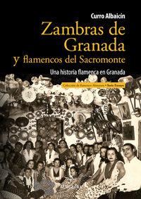 Zambras De Granada Y Flamencos Del Sacromonte - Curro Albaicin