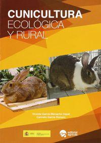 CUNICULTURA ECOLOGICA Y RURAL
