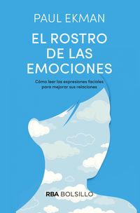 ROSTRO DE LAS EMOCIONES, EL