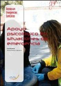 TES - APOYO PSICOLOGICO SITUACIONES DE EMERGENCIA