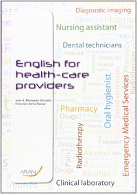 CF - ENGLISH FOR HEALTH CARE PROVIDERS
