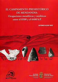 CAMPAMENTO PREHISTORICO DE MENDANDIA, EL