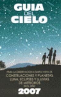 GUIA DEL CIELO 2007