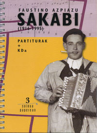 FAUSTINO AZPIAZU SAKABI (1916-1995) (+CD)