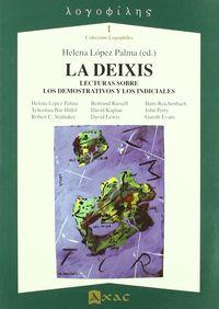 DEIXIS, LA