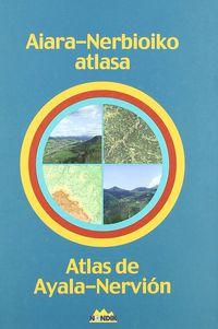 AIARA-NERBIOIKO ATLASA - ATLAS DE AYALA-NERVION
