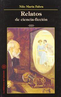 RELATOS DE CIENCIA-FICCION
