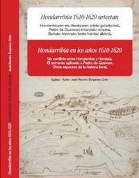 HONDARRIBIA EN LOS AÑOS 1610-1620 = HONDARRIBIA 1610-1620 URTEETAN