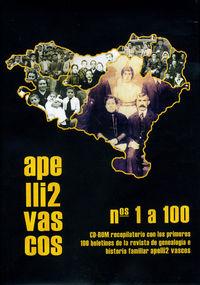 (CD-ROM) APELLI2 VASCOS Nº1 A 100