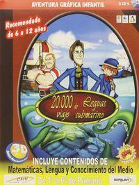 (CD-ROM) 20000 LEGUAS DE VIAJE SUBMARINO