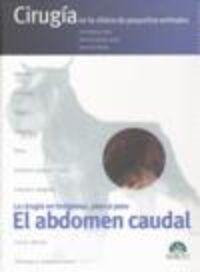 El abdomen caudal - Jose  Rodriguez Gomez  /  Jaime   Graus Morales  /  Maria Jose  Martinez Sañudo