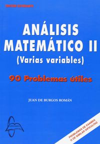 ANALISIS MATEMATICO II - PROBLEMAS UTILES
