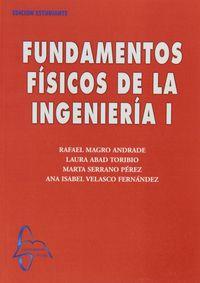 FUNDAMENTOS FISICOS DE LA INGENIERIA I