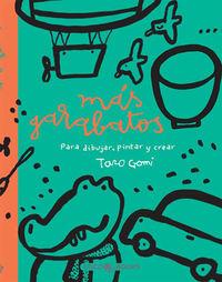 Mas Garabatos - Taro Gomi