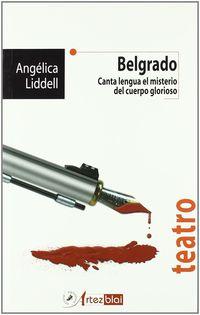 BELGRADO - CANTA LENGUA EL MISTERIO DEL CUERPO GLORIOSO