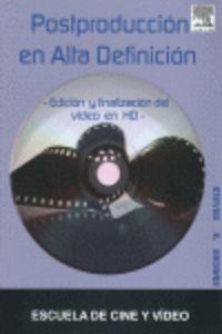 Postproduccion En Alta Definicion - Steven E. Browne