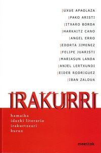 Irakurri - Hamaika Idazki Literario Irakurtzeari Buruz - Batzuk