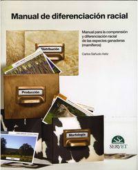Manual De Diferenciacion Racial - Carlos Sañudo Astiz