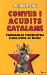 CONYES I ACUDITS CATALANS