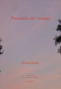 PREVISION DEL TIEMPO