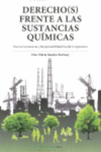 Derecho (s)  Frente A Las Sustancias Quimicas - Nuria Sancho Fortuny