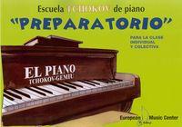 TCHOKOV-GEMIU - EL PIANO, PREPARATORIO