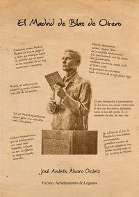 El madrid de blas de otero - Jose Andres Alvaro Ocariz