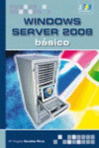 WINDOWS SERVER 2008 BASICO